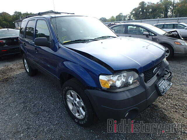 Photo 1FMYU93147KB26792 - FORD ESCAPE 2007