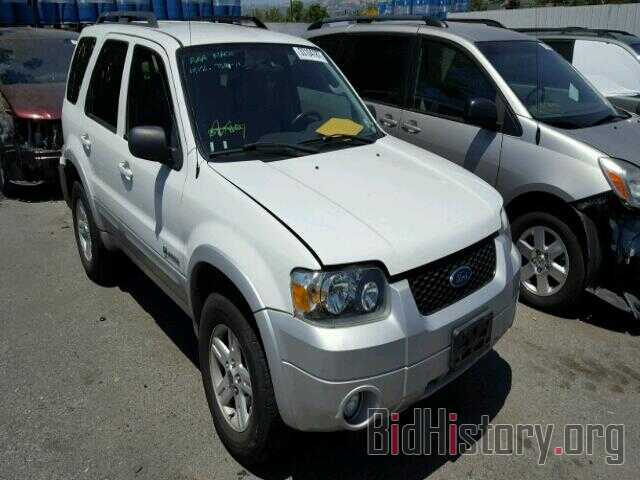 Photo 1FMCU59H87KB61083 - FORD ESCAPE 2007