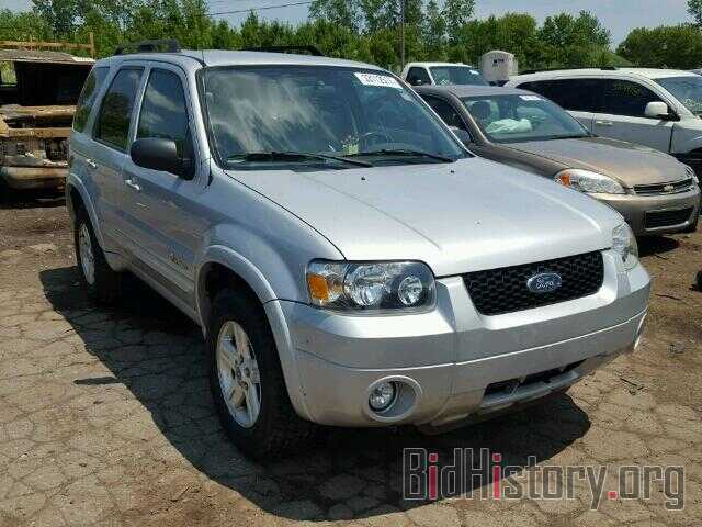 Photo 1FMYU49H37KA68228 - FORD ESCAPE 2007