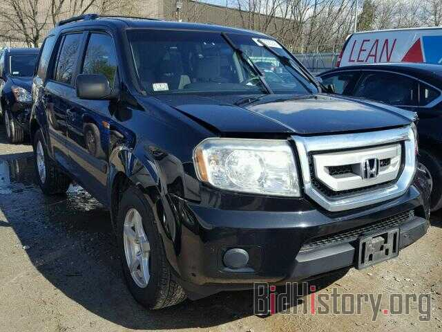 Photo 5FNYF4H20BB046043 - HONDA PILOT 2011
