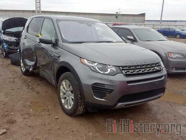 Фотография SALCP2RX2JH739614 - LAND ROVER DISCOVERY 2018