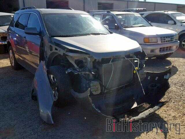 Photo 2GNALDEK8C6276068 - CHEVROLET EQUINOX LT 2012