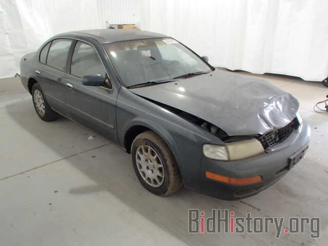 Photo JN1CA21D1VT854477 - NISSAN MAXIMA 1997