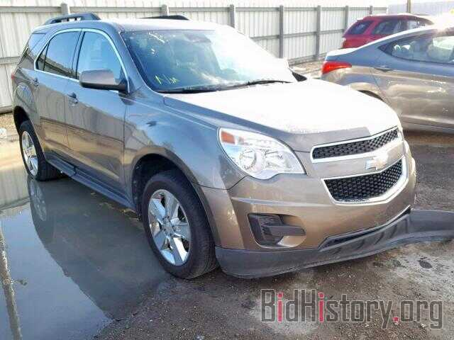Photo 2GNFLDE56C6231100 - CHEVROLET EQUINOX LT 2012