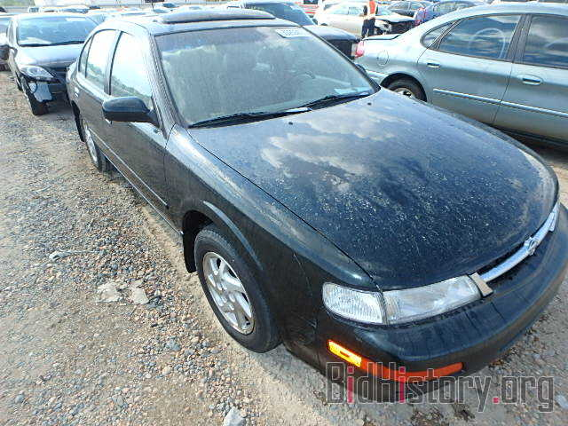 Photo JN1CA21D7VM539063 - NISSAN MAXIMA 1997