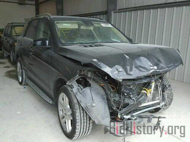 Photo 4JGDA5JB5DA211704 - MERCEDES-BENZ ML350 2013