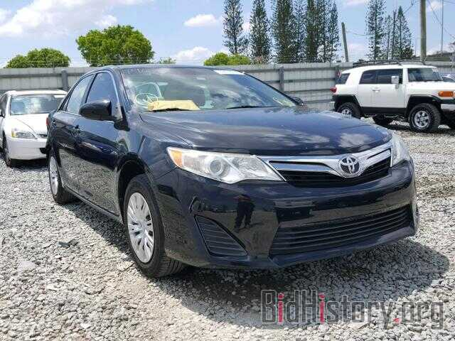 Photo 4T4BF1FK2DR281966 - TOYOTA CAMRY 2013