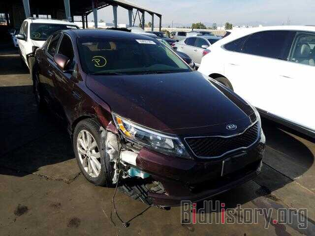 Photo 5XXGN4A73FG416683 - KIA OPTIMA 2015