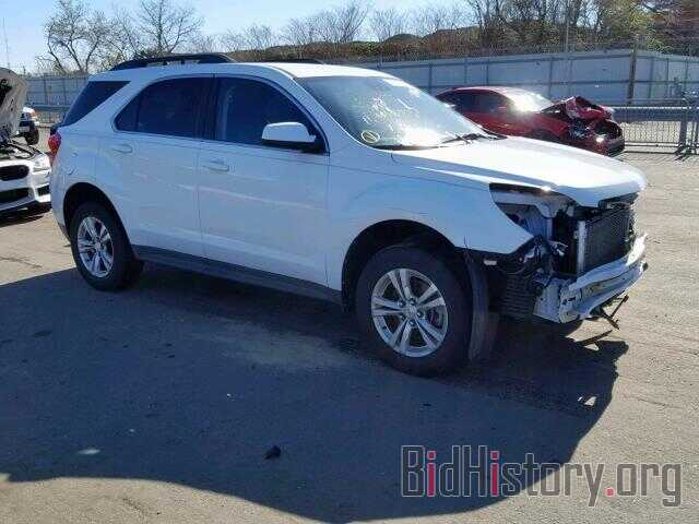 Photo 2GNFLEE51C6266794 - CHEVROLET EQUINOX LT 2012