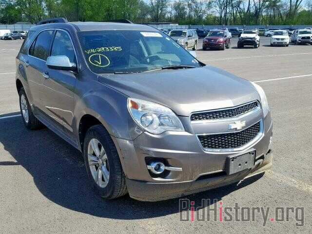 Photo 2GNFLNEK1C6293385 - CHEVROLET EQUINOX LT 2012