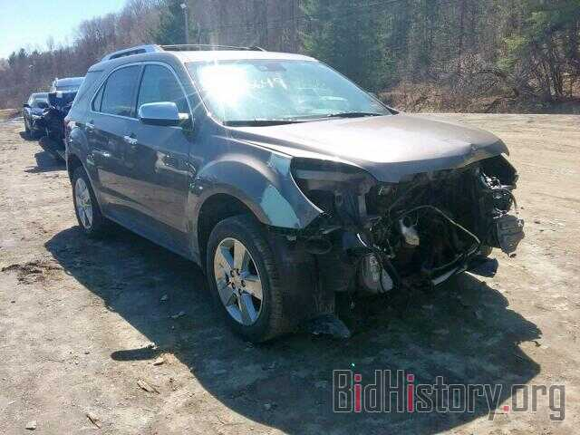 Photo 2GNFLGE59C6155597 - CHEVROLET EQUINOX LT 2012