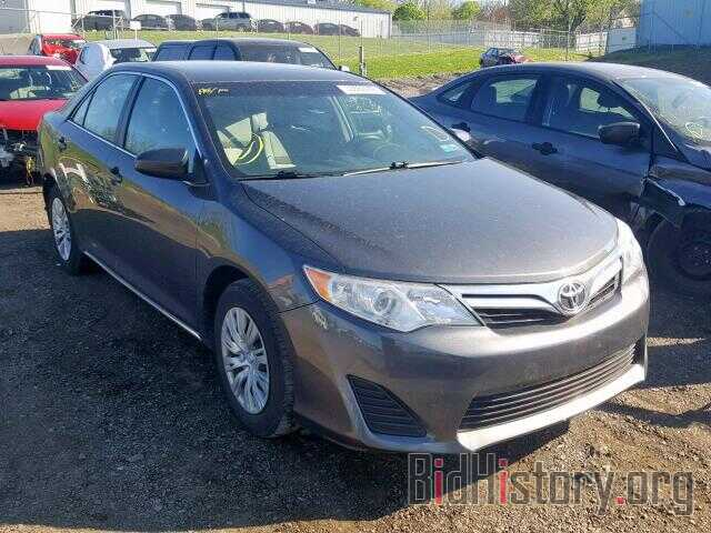 Photo 4T4BF1FK5DR298244 - TOYOTA CAMRY 2013