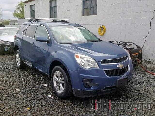 Photo 2GNFLEEK4C6136644 - CHEVROLET EQUINOX LT 2012