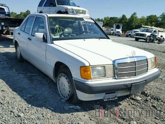 Photo WDBDA28D4NF903630 - MERCEDES-BENZ 190 1992