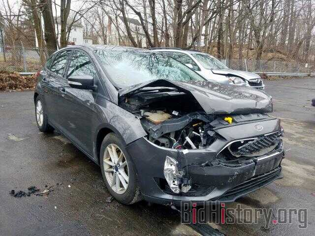 Photo 1FADP3K25GL218995 - FORD FOCUS 2016