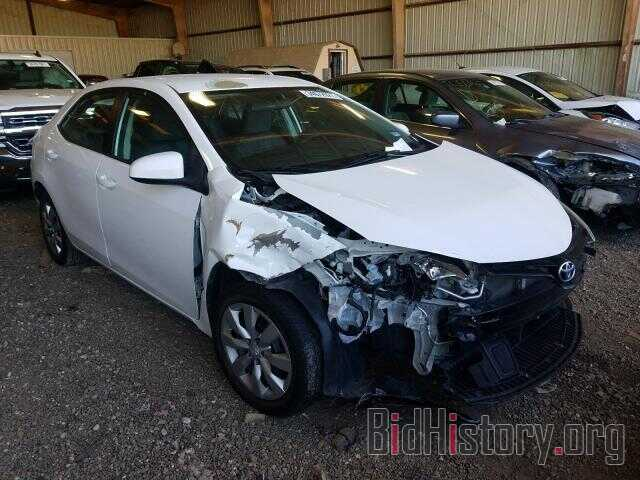 Photo 5YFBURHE3EP136654 - TOYOTA COROLLA 2014