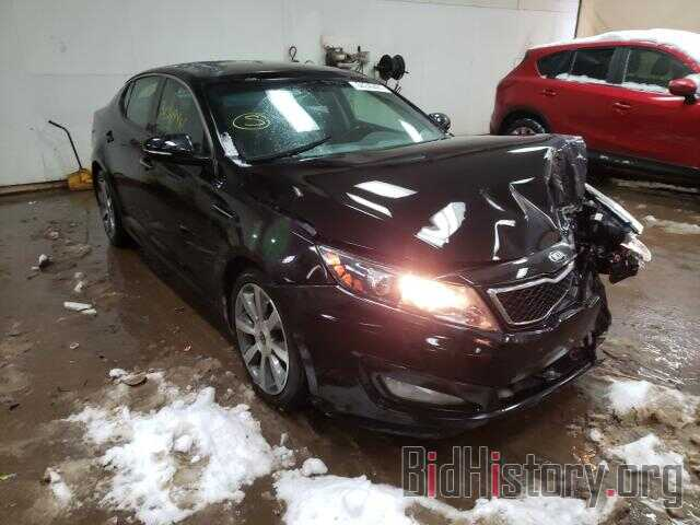 Photo 5XXGR4A67DG157768 - KIA OPTIMA 2013