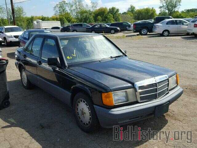 Photo WDBDA28D2NF988094 - MERCEDES-BENZ 190 1992