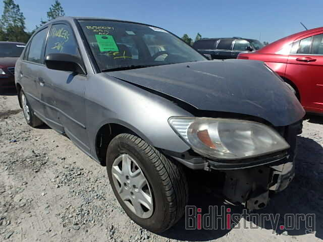 Photo 1HGES16375L005243 - HONDA CIVIC 2005