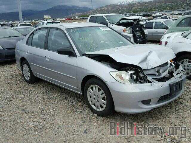 Photo 2HGES16565H506414 - HONDA CIVIC 2005