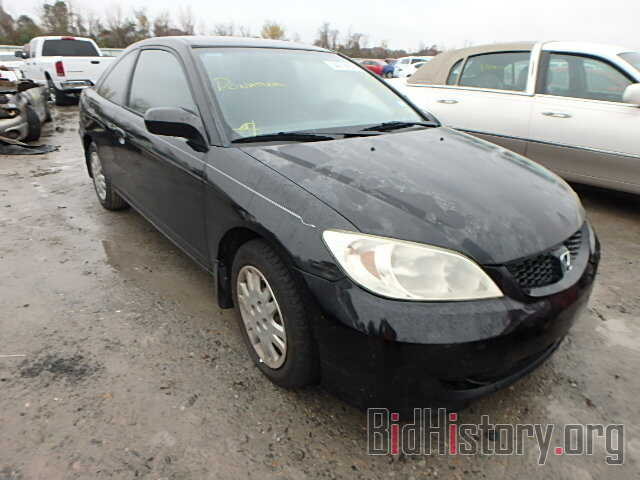 Photo 1HGEM22545L068372 - HONDA CIVIC 2005