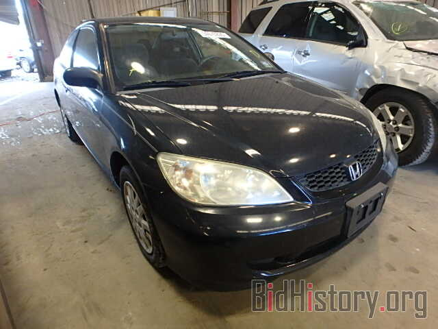 Photo 1HGEM22525L075174 - HONDA CIVIC 2005