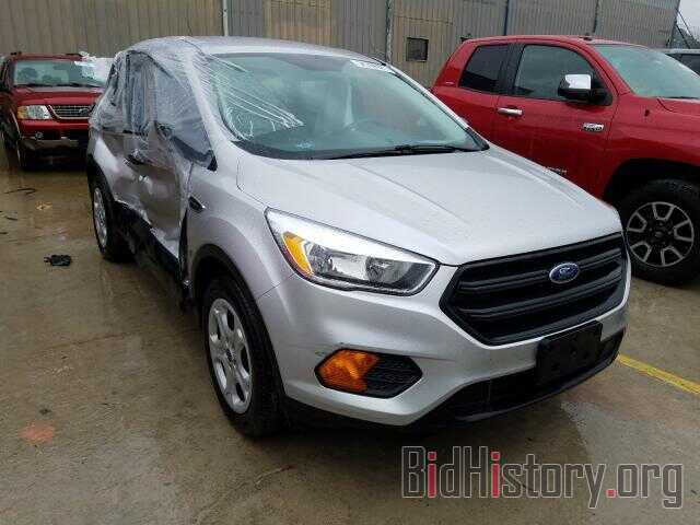 Фотография 1FMCU0F77HUE20781 - FORD ESCAPE 2017