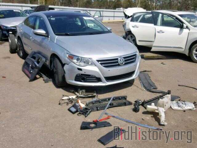Photo WVWGU7AN8BE705883 - VOLKSWAGEN CC 2011