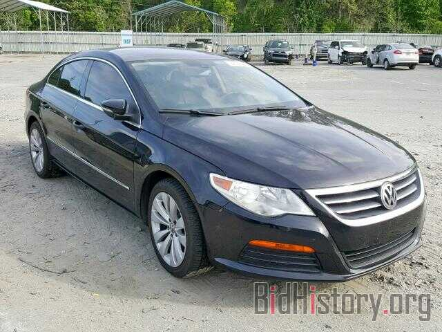 Photo WVWMN7ANXBE730512 - VOLKSWAGEN CC 2011