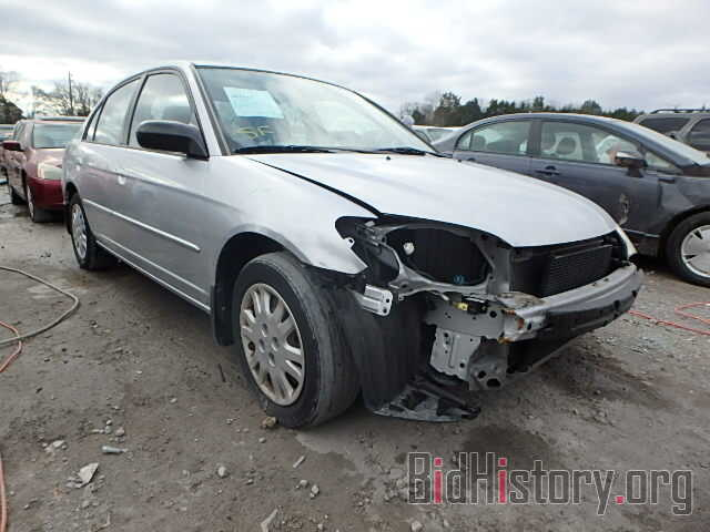 Photo 2HGES16575H589268 - HONDA CIVIC 2005