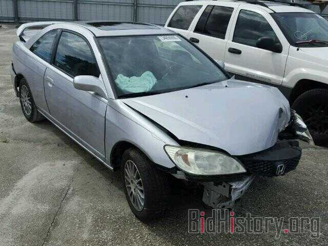 Photo 1HGEM22905L013971 - HONDA CIVIC 2005