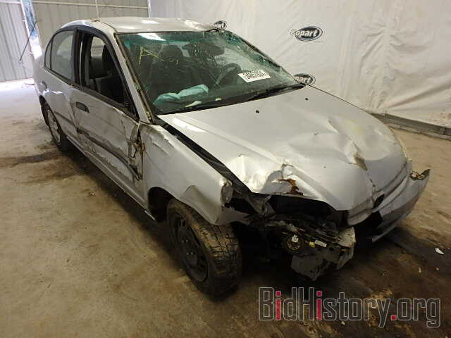 Photo 1HGES16345L008312 - HONDA CIVIC 2005