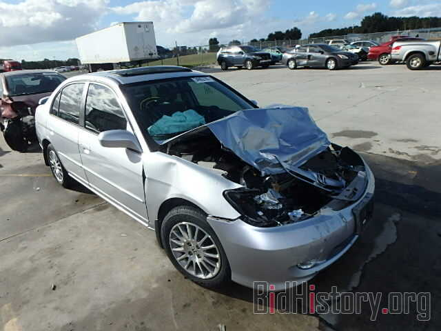 Photo 2HGES26785H541253 - HONDA CIVIC 2005