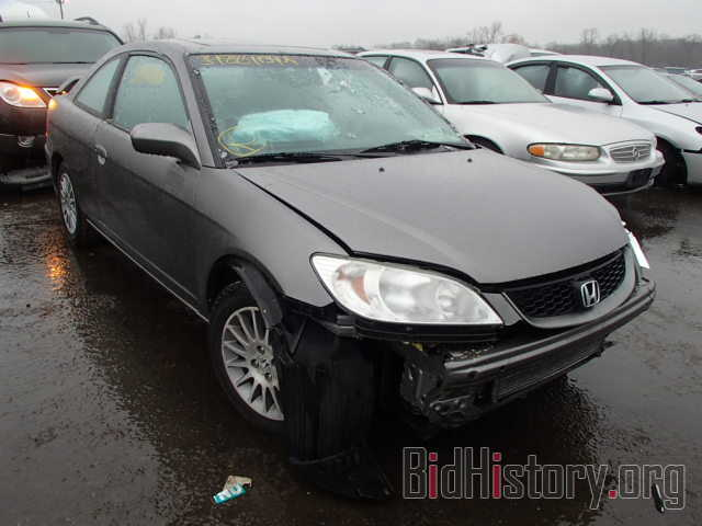 Photo 1HGEM22955L015313 - HONDA CIVIC 2005
