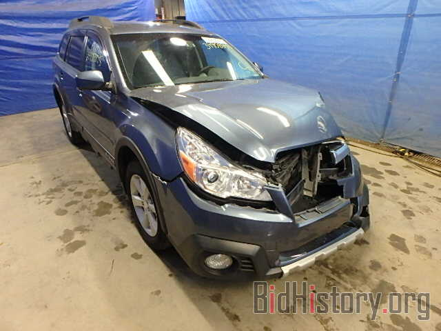 Photo 4S4BRBLC1D3203558 - SUBARU OUTBACK 2013
