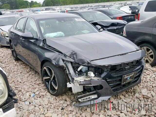 Photo 1HGCV1F38JA163076 - HONDA ACCORD SPO 2018