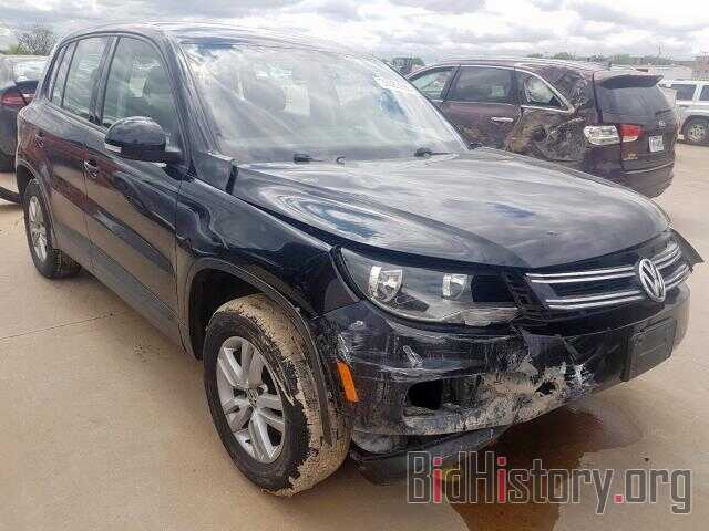 Photo WVGAV7AXXDW551819 - VOLKSWAGEN TIGUAN 2013