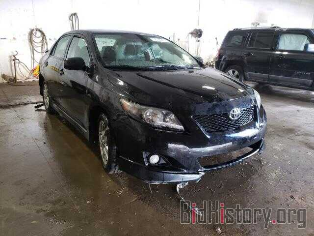 Photo 1NXBU40E39Z127083 - TOYOTA COROLLA 2009