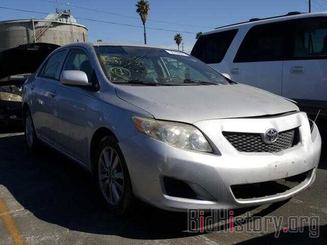 Photo 2T1BU4EE3AC382038 - TOYOTA COROLLA 2010
