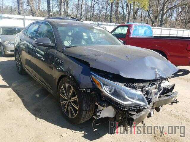 Photo 5XXGU4L1XKG318224 - KIA OPTIMA 2019