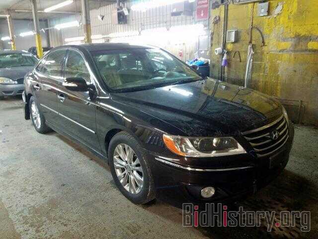 Report Kmhfc4df3ba530477 Hyundai Azera 2011 Black Gas Price And Damage History