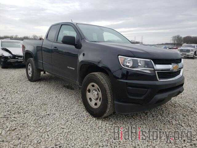 Фотография 1GCHSBEA0K1229124 - CHEVROLET COLORADO 2019