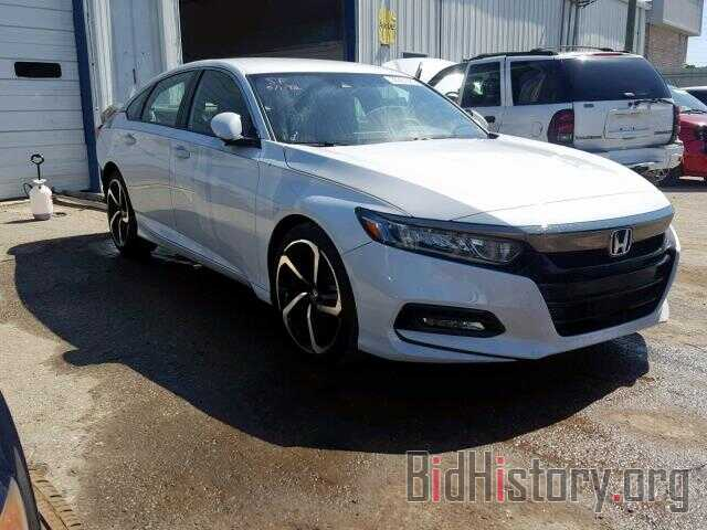 Photo 1HGCV1F30JA171947 - HONDA ACCORD SPO 2018