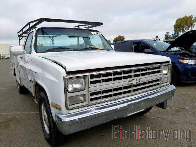 Photo 1GBGR24K6HJ137269 - CHEVROLET ALL OTHER 1987