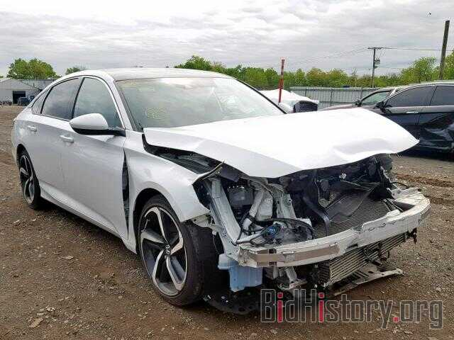 Photo 1HGCV1F32JA013304 - HONDA ACCORD SPO 2018