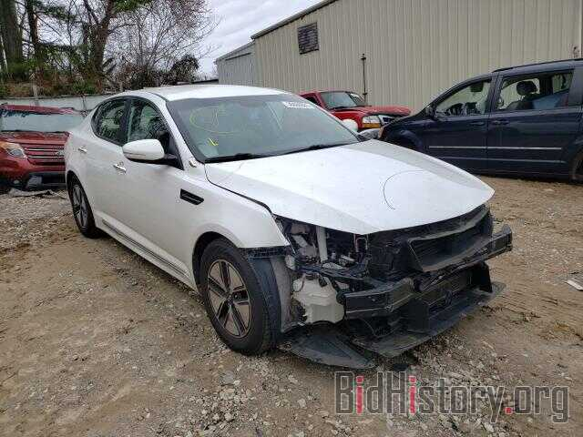 Photo KNAGM4AD5C5028313 - KIA OPTIMA 2012