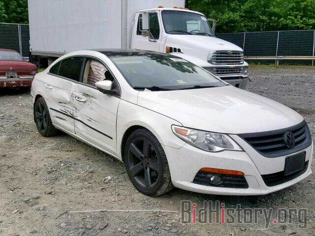 Photo WVWHP7ANXBE720204 - VOLKSWAGEN CC 2011