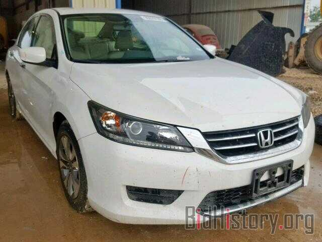 Фотография 1HGCR2F39EA078327 - HONDA ACCORD LX 2014