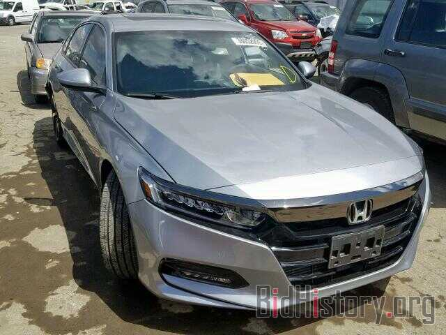 Photo 1HGCV2F33JA029579 - HONDA ACCORD SPO 2018