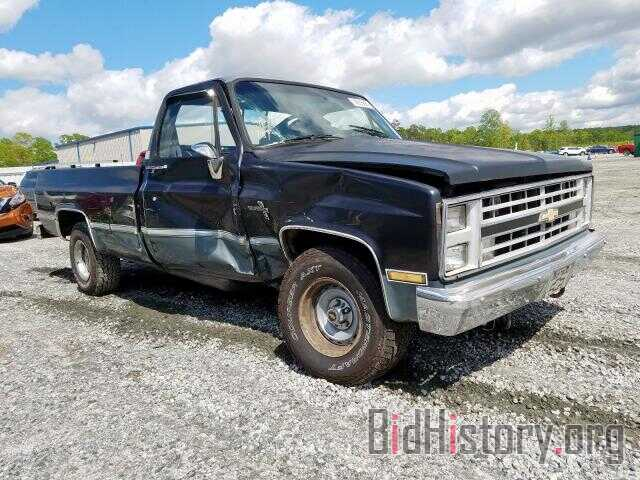 Photo 1GCER14HXHJ133386 - CHEVROLET ALL OTHER 1987